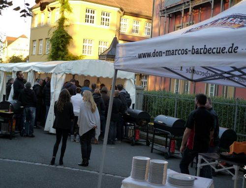 BBQ Event mal anders