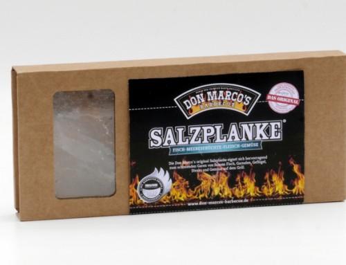 Don Marco´s original Salt Plank