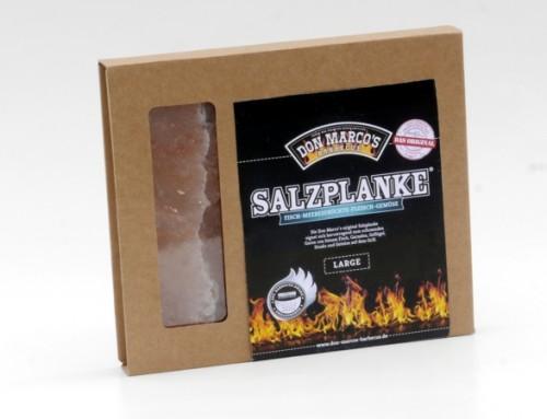 "Don Marco´s original Salzplanke® ""L"""