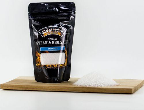 "Special Steak & BBQ Salt ""Sea salt"""
