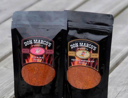 Jubiläum für Don Marco's Barbecue !
