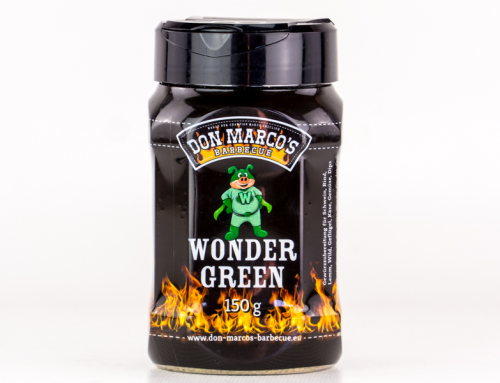 Don Marco's WonderGreen
