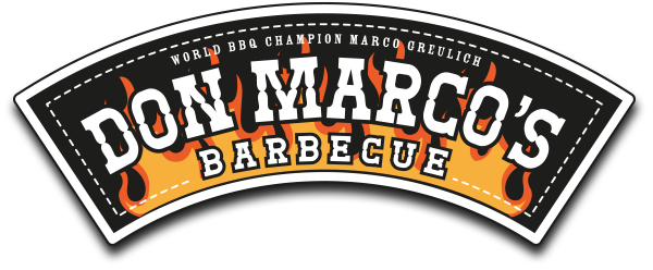 Don Marcos Barbecue Mobile Retina Logo