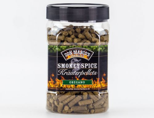 Don Marco's Smokey Spice Kräuterpellets Oregano