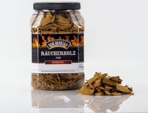 Don Marco's Räucherholz FEIN Kirsche