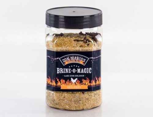 Brine-O-Magic for POULTRY