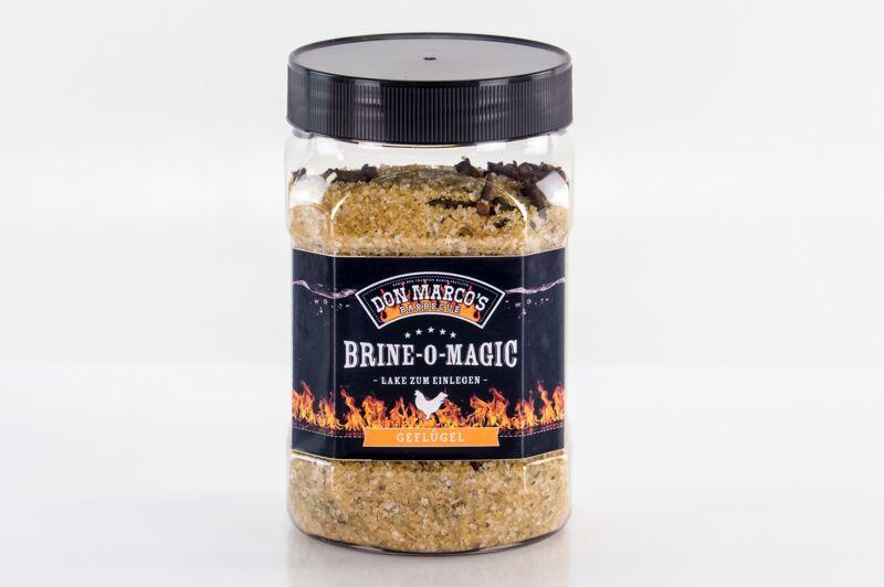 Don Marco's Brine-O-Magic®