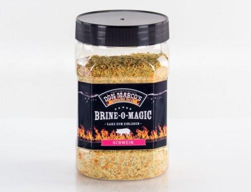 Brine-O-Magic für SCHWEIN