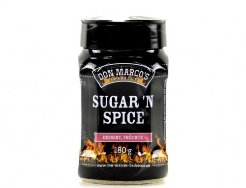 Don Marco's Sugar´n Spice
