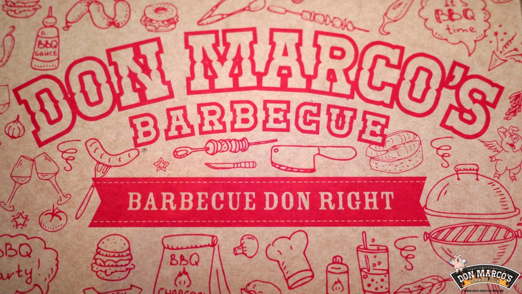 Don marco's geschenkbox barbecue ribs