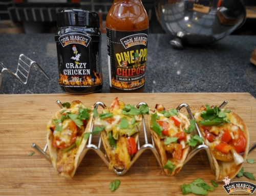 Crazy Chicken Tacos