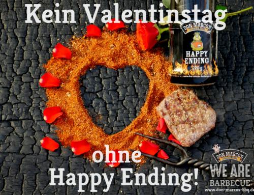 Kein Valentinstag ohne Happy Ending!