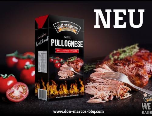 Don Marco's BBQ präsentiert: PULLOGNESE!