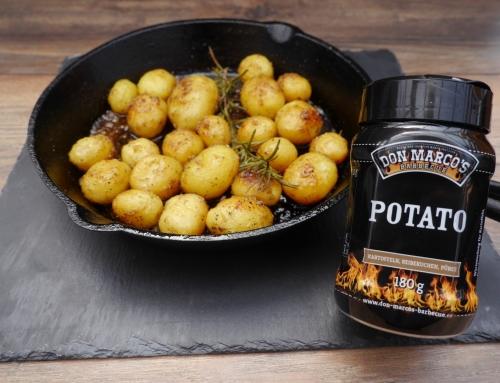 Karamelisierte Kartoffeln