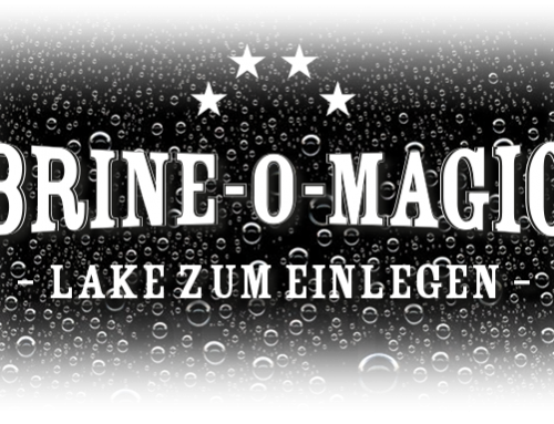 Brine-O-Magic Infos & Flyer