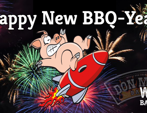 Happy 2019 von Don Marco's Barbecue!