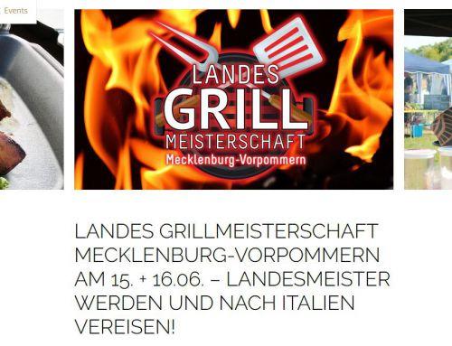 Mecklenburgische Landesgrillmeisterschaft 2019