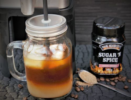 Cold Brew Coffee mit Sugar´n Spice