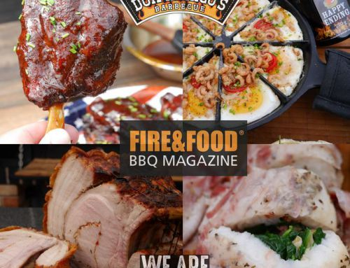 Fire & Food – Don Marco's BBQ Rezepte