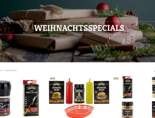 Weihnachts-Special im Shop!
