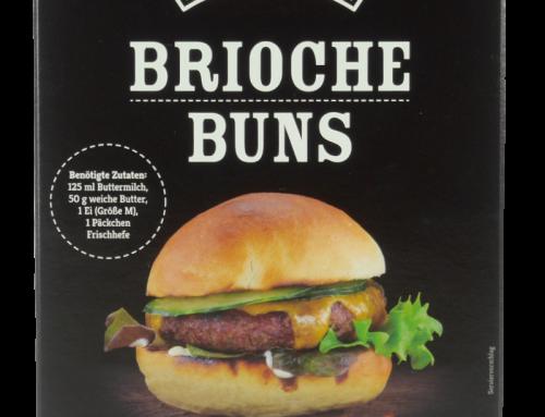 Don Marco's Barbecue Brioche Buns