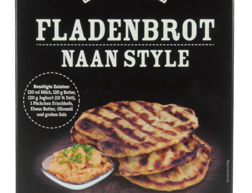 Don Marco's Barbecue Fladenbrot Naan Style