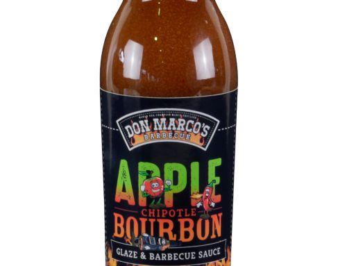 Apple Chipotle Bourbon Glaze & BBQ Sauce